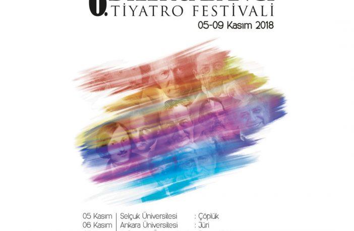 6.Dilek-Sabancı Tiyatro Festivali