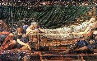 Edward Burne-Jones sergisi