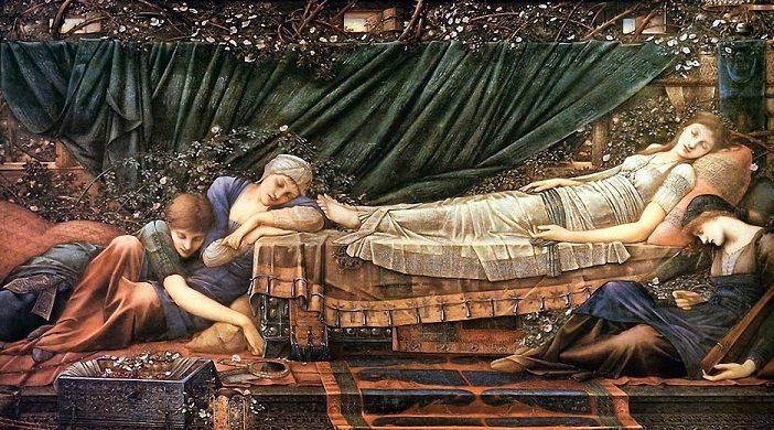 Edward Burne-Jones sergisi