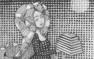 Elif Uras'ın İlk monografisi 'Kaynak'a Büyük İlgi
