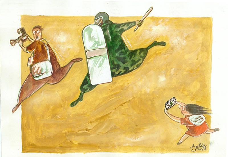 Karikatür Oscar'ının 35. Yılı Kutlandı3