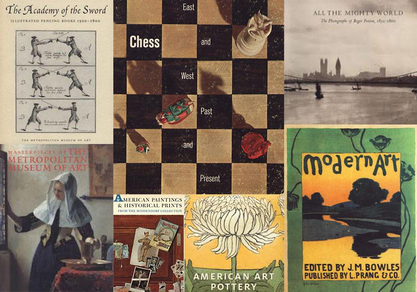 Metropolitan Sanat Müzesi Kitapları Erişime Açıldı1