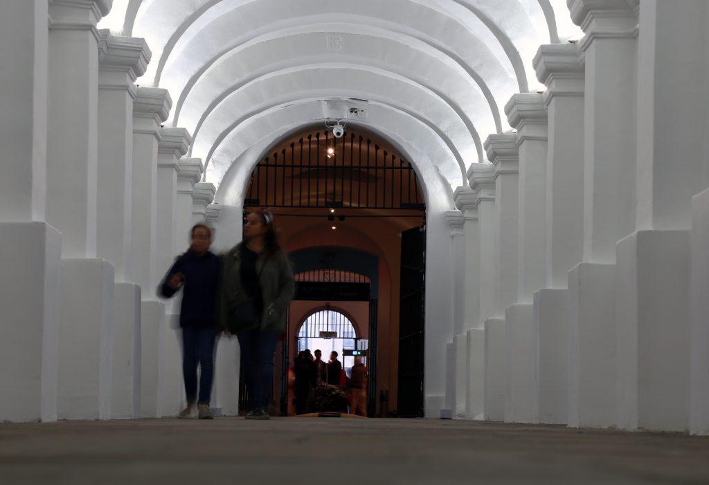 Kolombiya'da geçmişin hapishanesi bugünün müzesi: Museo Nacional