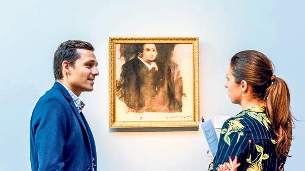 Yapay Zekanın Yaptığı Portre Rekor Fiyata Satıldı