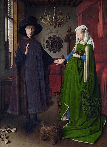 Arnolfini'nin Evlenmesi