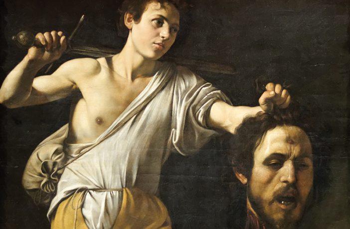 Caravaggio_David_With_The_Head_Of_Goliath_1607