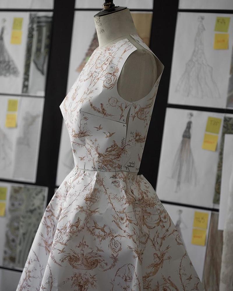Christian Dior 2019 Sergisi Victoria & Albert Albert Müzesi'de1