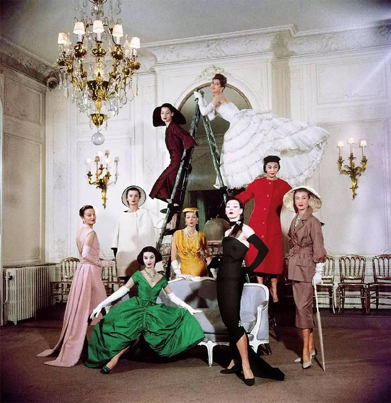 Christian Dior 2019 Sergisi Victoria & Albert Albert Müzesi'de2
