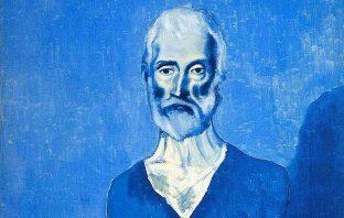 Pablo-Picasso'nun-Mavi-Dönemi1
