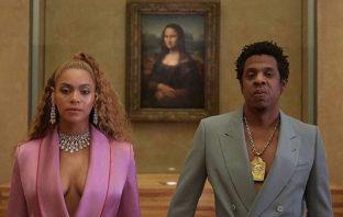Beyonce ve Jay-Z'nin Klibi Louvre Müzesi'ne Rekor Kırdırdı