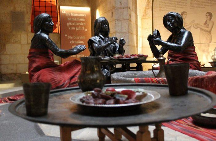 Müzeler-Kenti-Gaziantep'te-'Hamam-Müzesi'