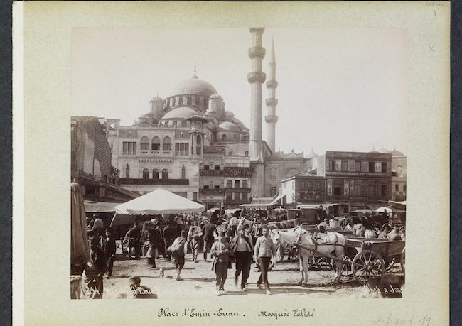Osmanlı Dönemi Fotoğrafları İnternet Üzerinden Erişime Açıldı