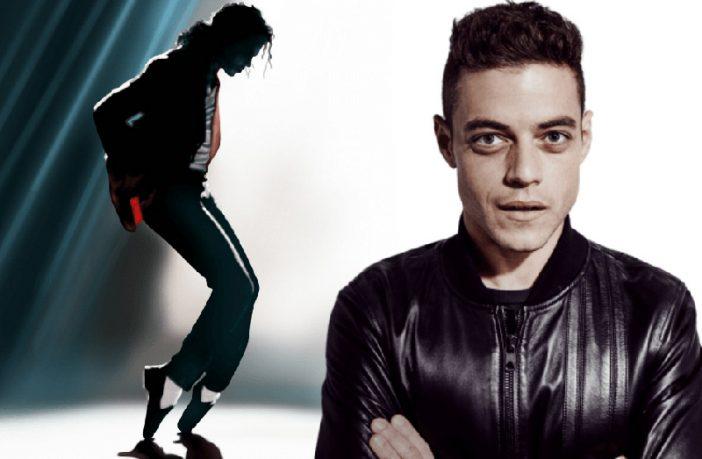 Rami Malek Michael-Jackson'ı-canlandıracak