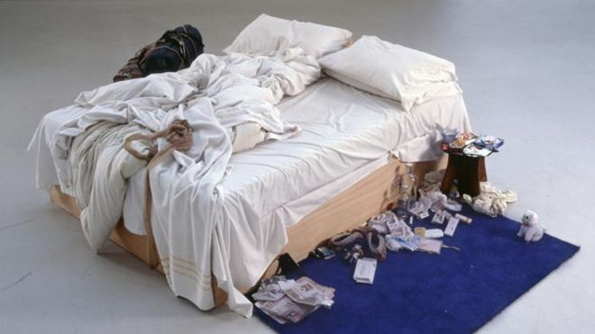 Tracey Emin'in Çalışmaları Neden Bu Kadar Kişisel?