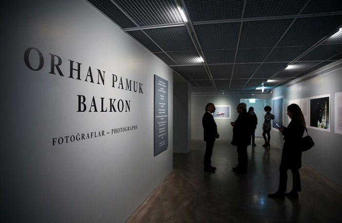 Orhan Pamuğun-Fotoğraf-Sergisi-Açıldı