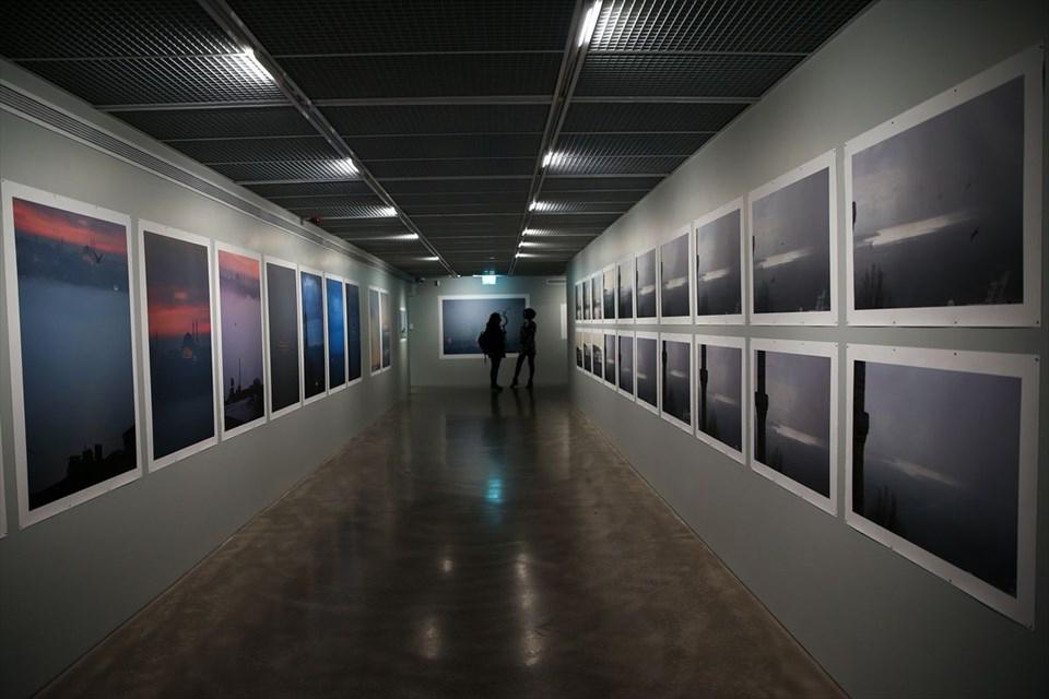Orhan Pamuğun Fotoğraf Sergisi Açıldı2