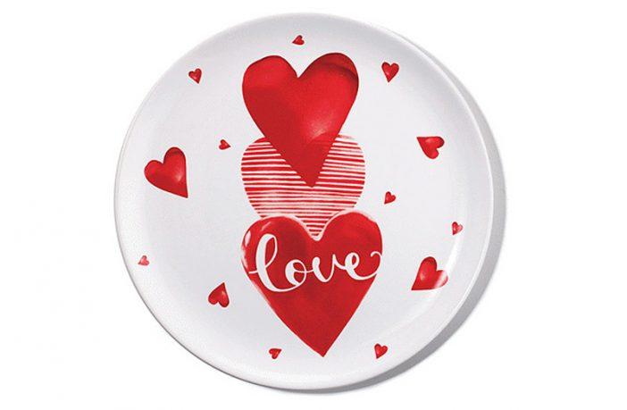 Sevgililer-Günü-Özel Tabak Boyama-Atölyesi