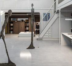 Giacometti Enstitüsü Alberto Giacometti'nin İkonik Fotoğraflarına Ev Sahipliği Yapıyor