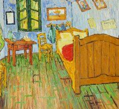 Hayalimdeki Oda: vanGogh'un Odası