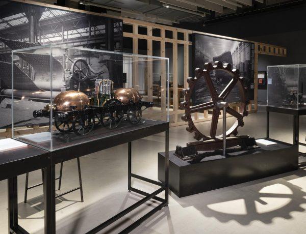 Rahmi M. Koç Müzesi, Londra Bilim Müzesi'ne Misafir Oldu.
