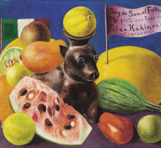 Frida Kahlo'nun Meyveleri