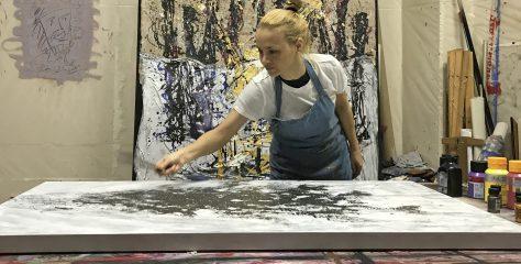 Özge Gürkan, Canvas London International Art Fair'de Yer Alacak!