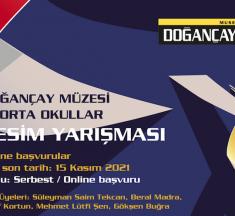 17. Doğançay Müzesi İstanbul Orta Okullar Resim Yarışması'na Başvurular Devam Ediyor!