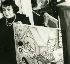 Fahrelnissa Zeid: Fırtınaya Doğru Sergisi Bozlu Art Project'te Devam Ediyor.
