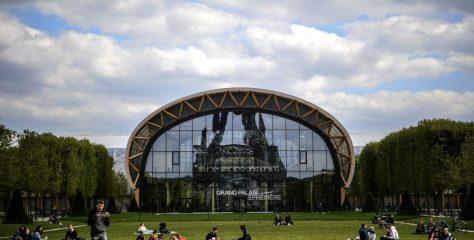 Fransa'nın Önde Gelen Sanat Fuarı FIAC Başladı.